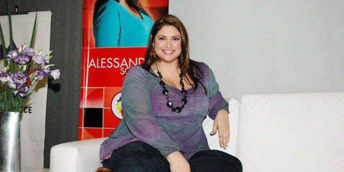 Con 100 lbs menos, Alessandra Rampolla se deja ver más sexy y en lencería