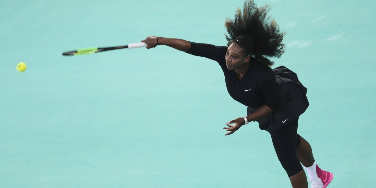 Serena Williams no participará en el Australian Open