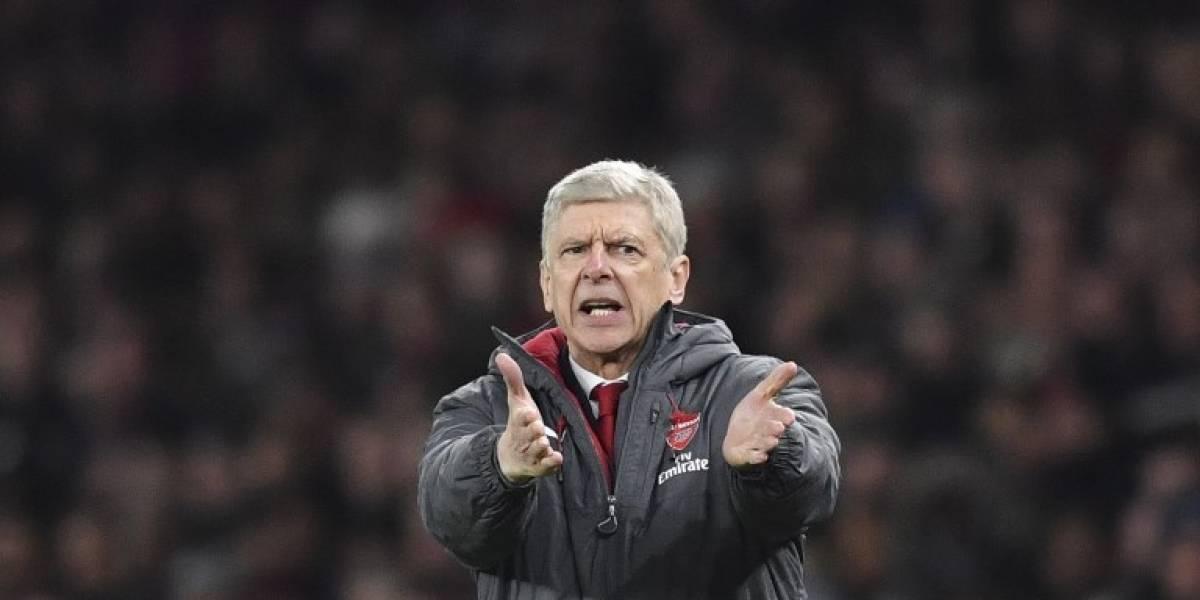 La FA suspende a Wenger por tres partidos por