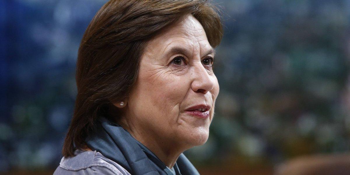 """Mariana Aylwin explicó su renuncia a la DC: """"Es un tema de diferencias políticas"""""""