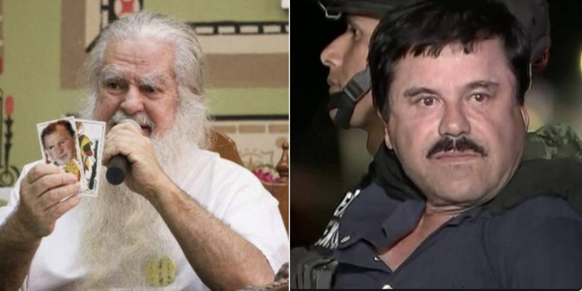 """El  """"Brujo Mayor"""" predice la muerte de """"el Chapo"""" Guzmán"""