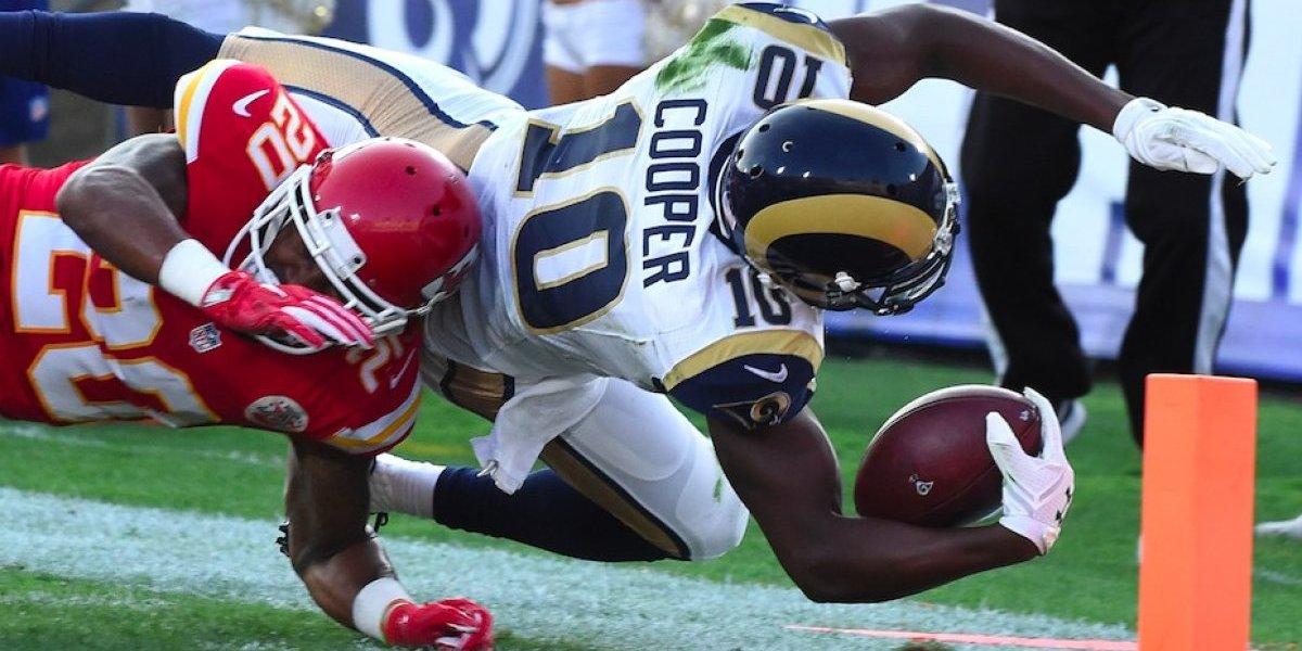 Chiefs vs. Rams, el juego de la NFL en México 2018