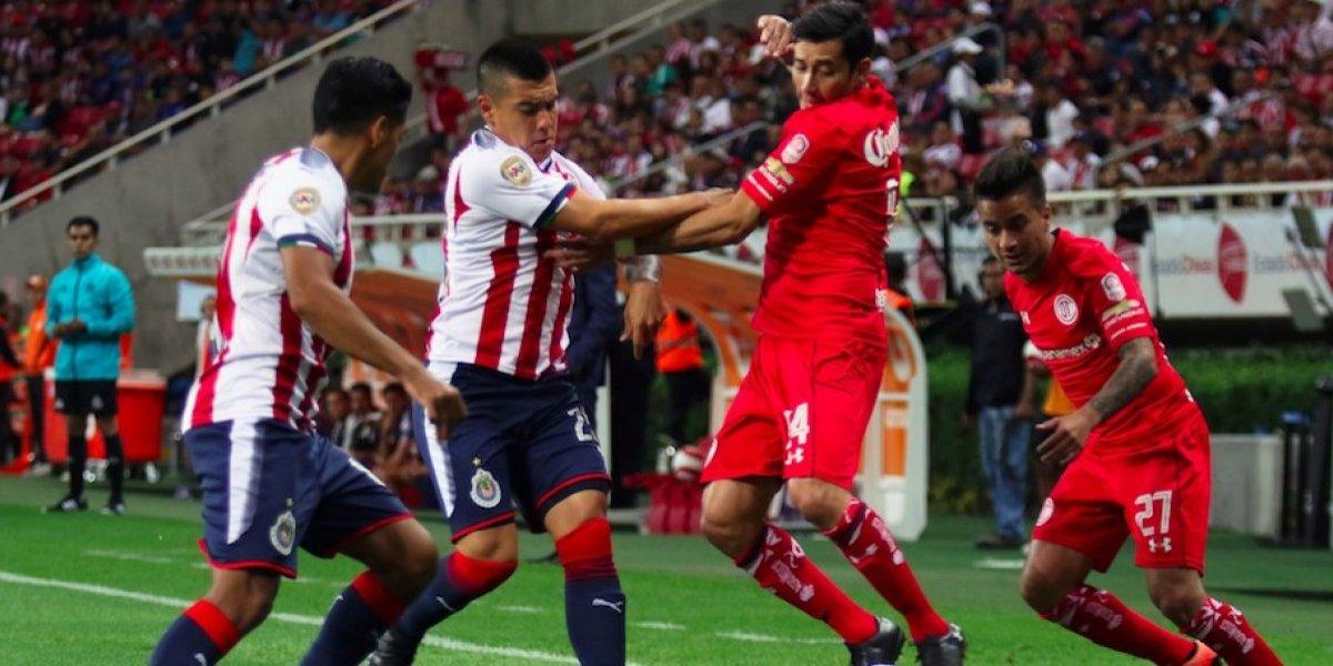Toluca vs. Chivas, ¿dónde y a qué hora ver el partido?