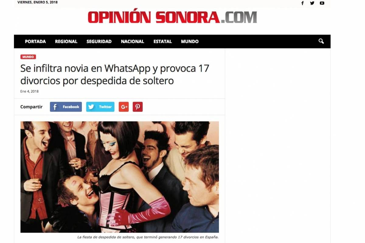 Foto: Opinión Sonora.com