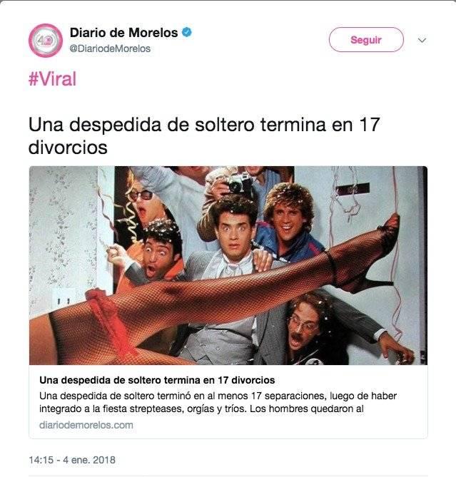 Foto: Diario de Morelos / Twitter