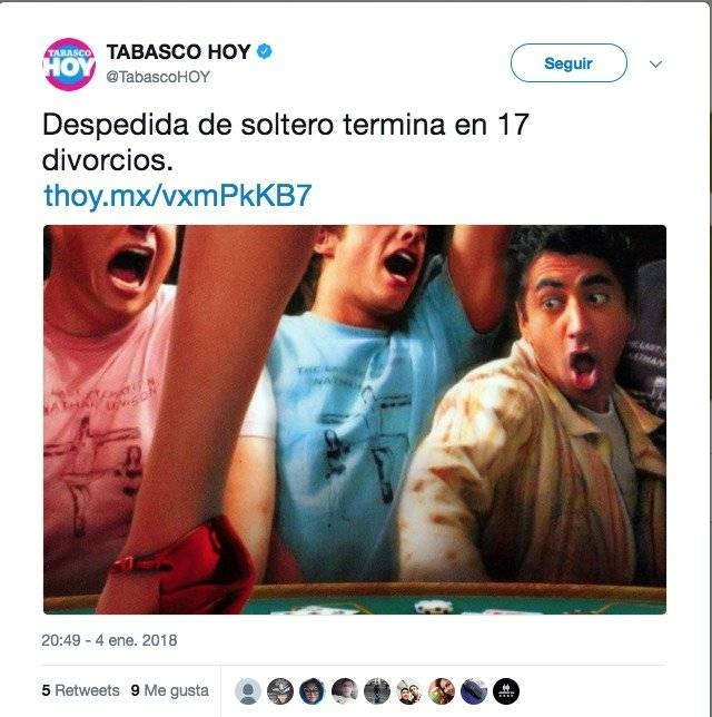 Foto: Tabasco Hoy / Twitter
