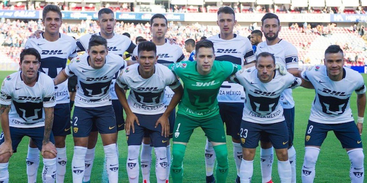 Pumas, en busca del protagonismo en el Clausura 2018