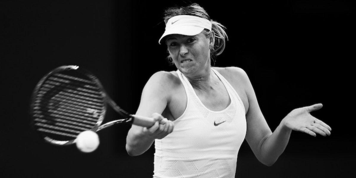 María Sharapova es eliminada en Shenzhen