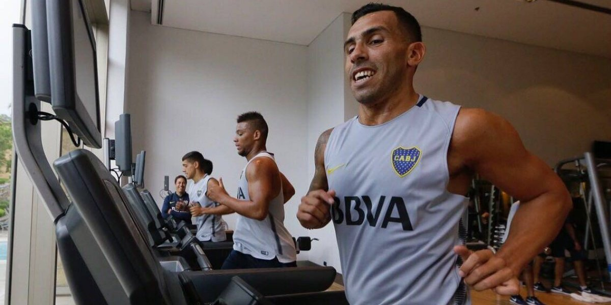 OFICIAL: Carlos Tevez vuelve a Boca tras fallida experiencia en China