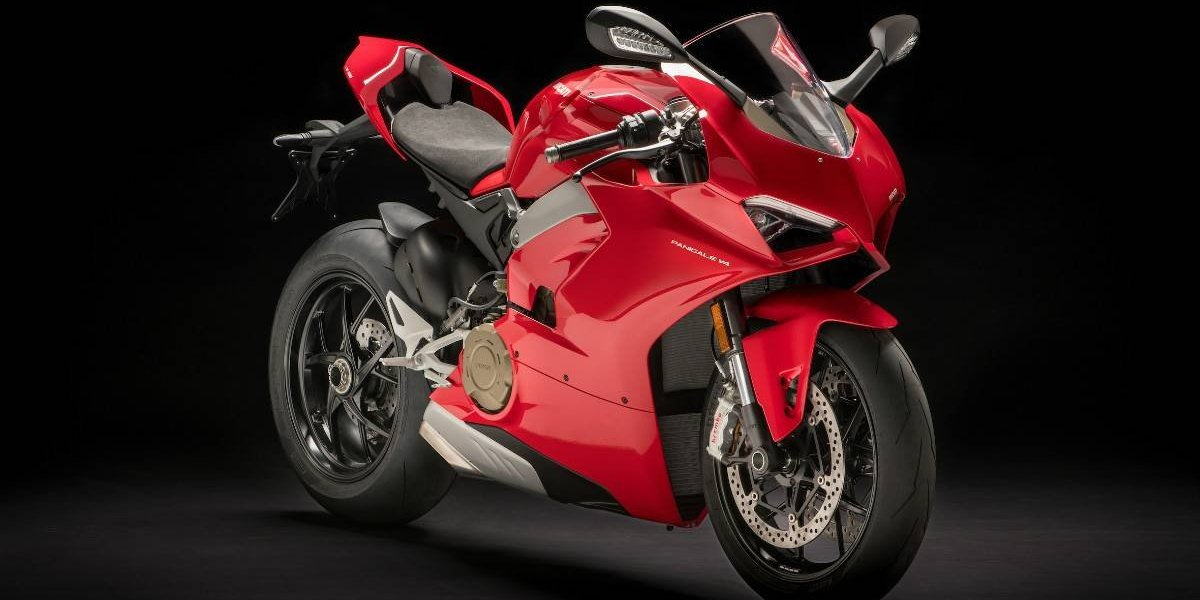 Ducati presentará su Panigale V4 en carrera