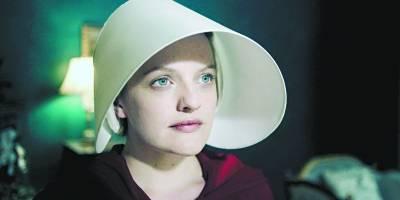 Elisabeth Moss ('Handmaid's Tale)