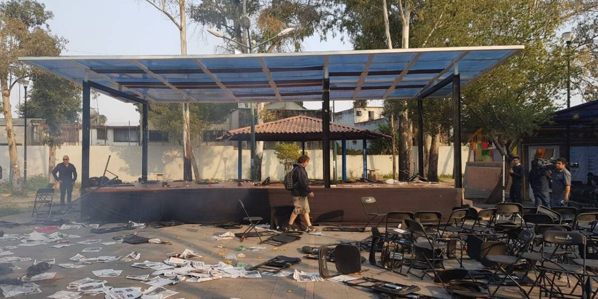 Fallece mujer golpeada en mitin de Sheinbaum en Coyoacán