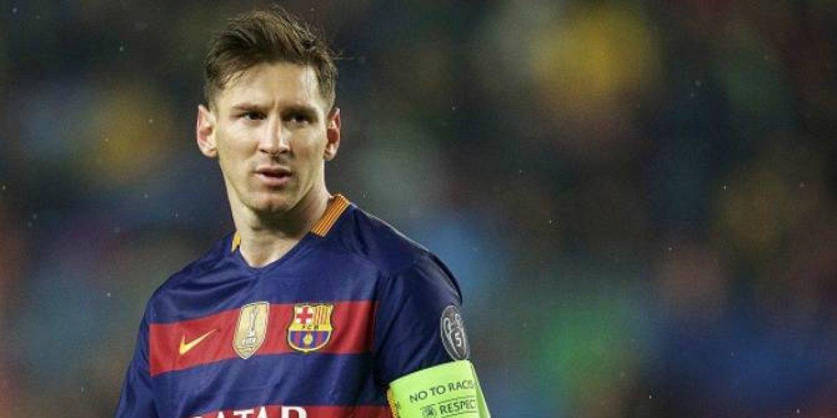 Messi se resiste a la independencia de Cataluña y pone especial cláusula al Barcelona
