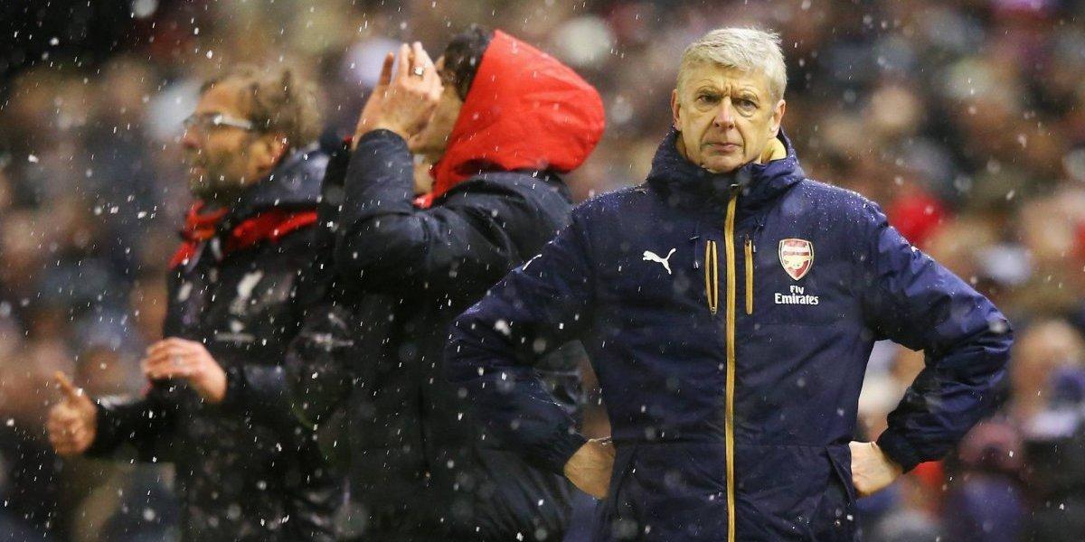 Premier League castiga a Arsene Wenger por ofender a árbitros