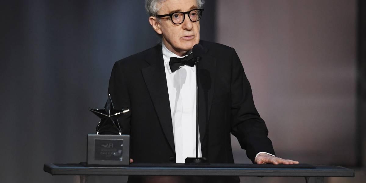 Woody Allen é 'obcecado por mulheres adolescentes', diz jornal americano