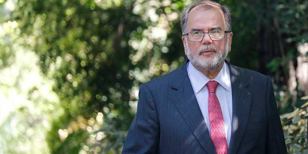 Ministro de Economía es dado de alta tras sufrir crisis isquémica