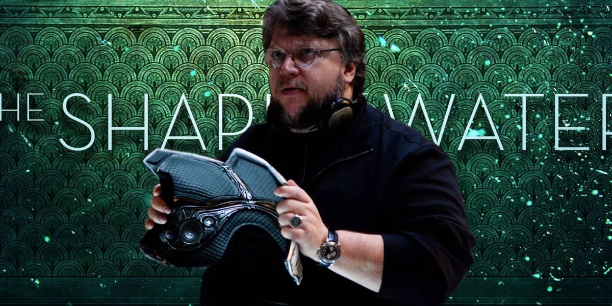 Guillermo del Toro y Steven Spielberg van con todo a los Globos de Oro