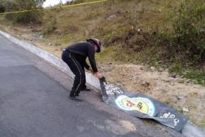 Hombre con señales de violencia San Pedro Ayampuc
