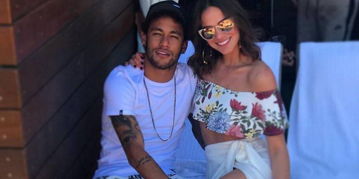 'É um relacionamento que exige uma maturidade que a gente não teve', diz Bruna sobre Neymar