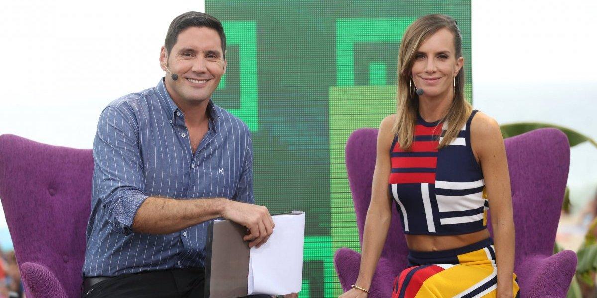 """Festival de Dichato llega al """"13"""": Diana Bolocco y Francisco Saavedra presentaron la parrilla 2018"""