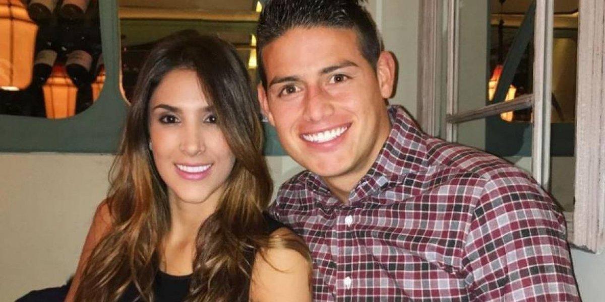 ¿Reconciliación? El motivo por el que James Rodríguez y Daniela Ospina volverían
