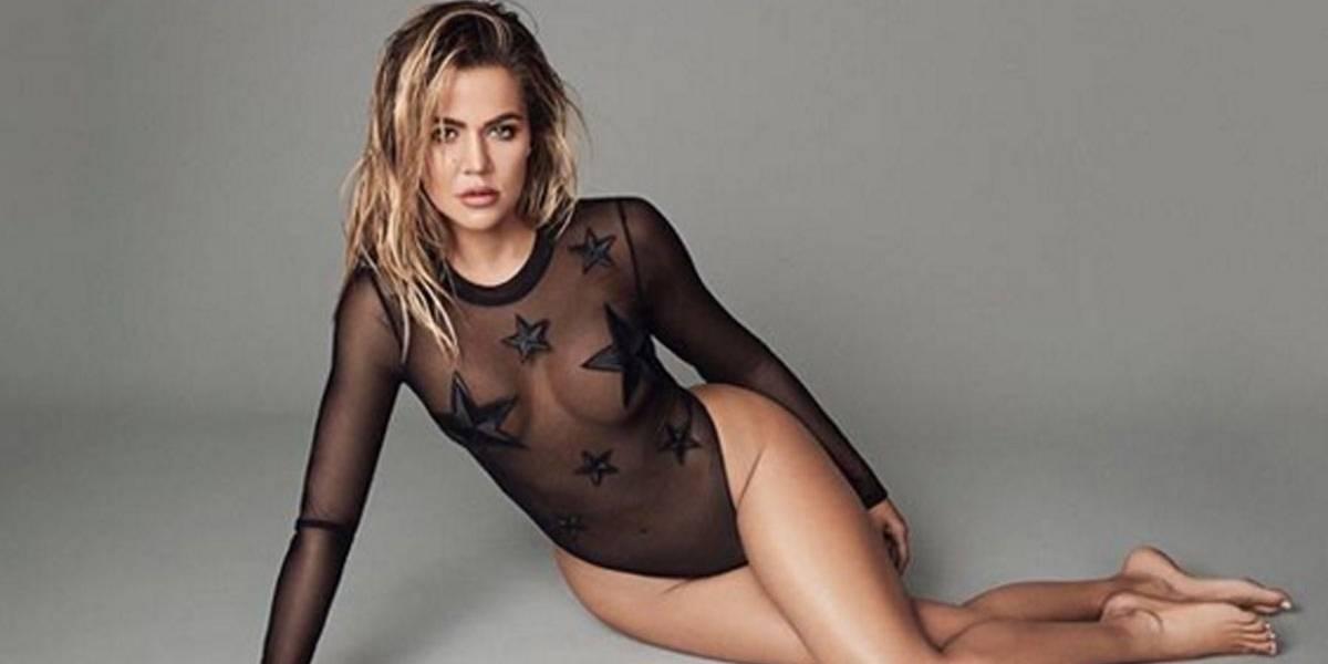 Khloé Kardashian conta que foi pressionada pela família a perder peso para não 'prejudicar marca'