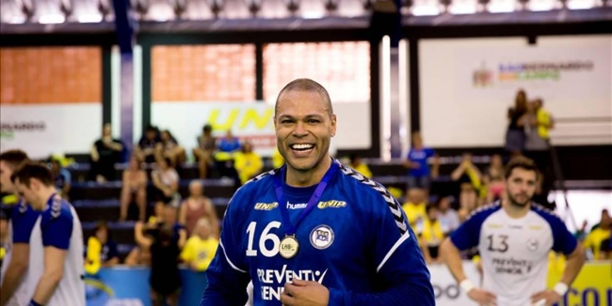 Com 14 títulos da Liga Nacional, Marcão é um exemplo para várias gerações no handebol