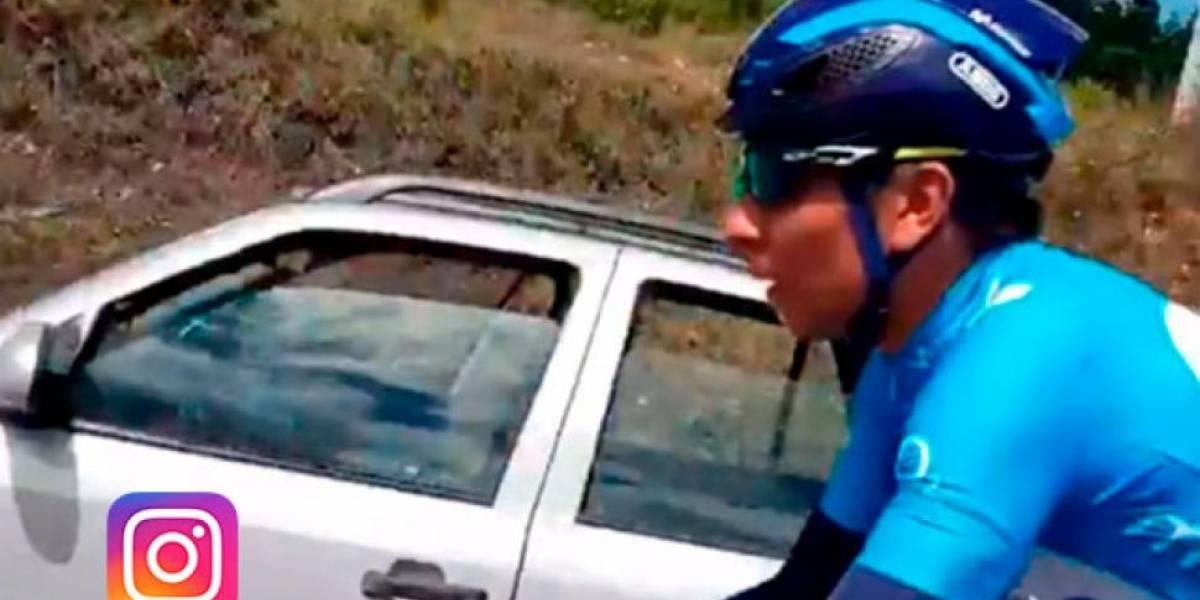 Nairo Quintana no estará en el Campeonato Nacional de Ciclismo