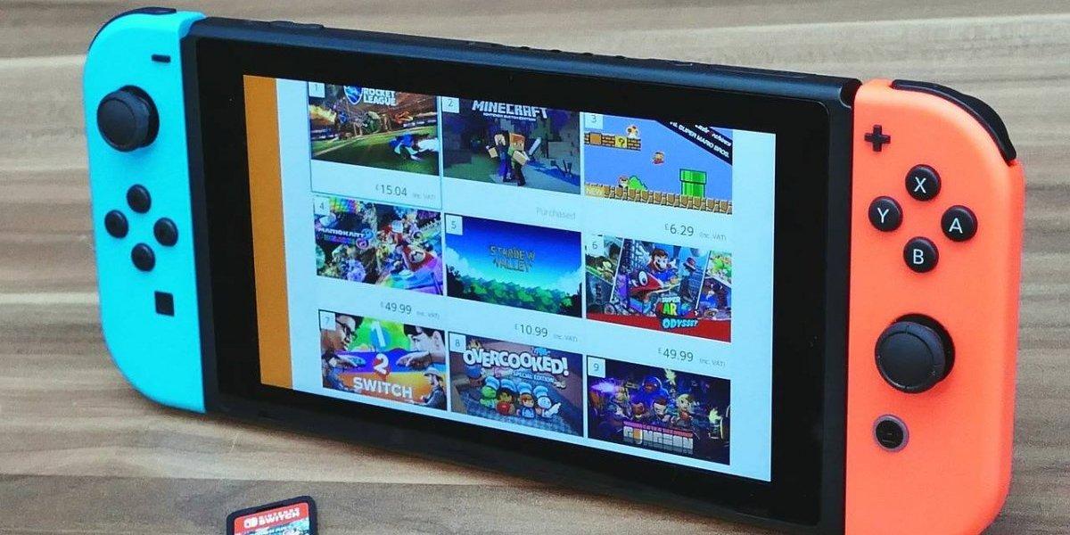 El 'inútil' accesorio diseñado para la consola Nintendo Switch