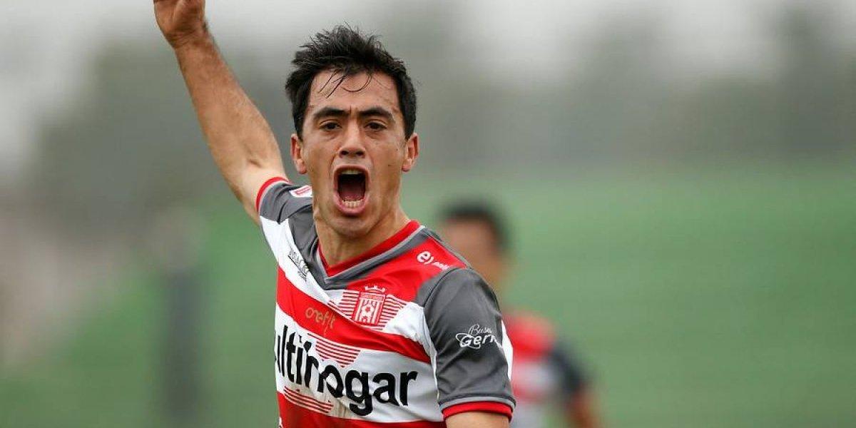 Temuco se potencia para la Sudamericana con el codiciado Alfredo Ábalos