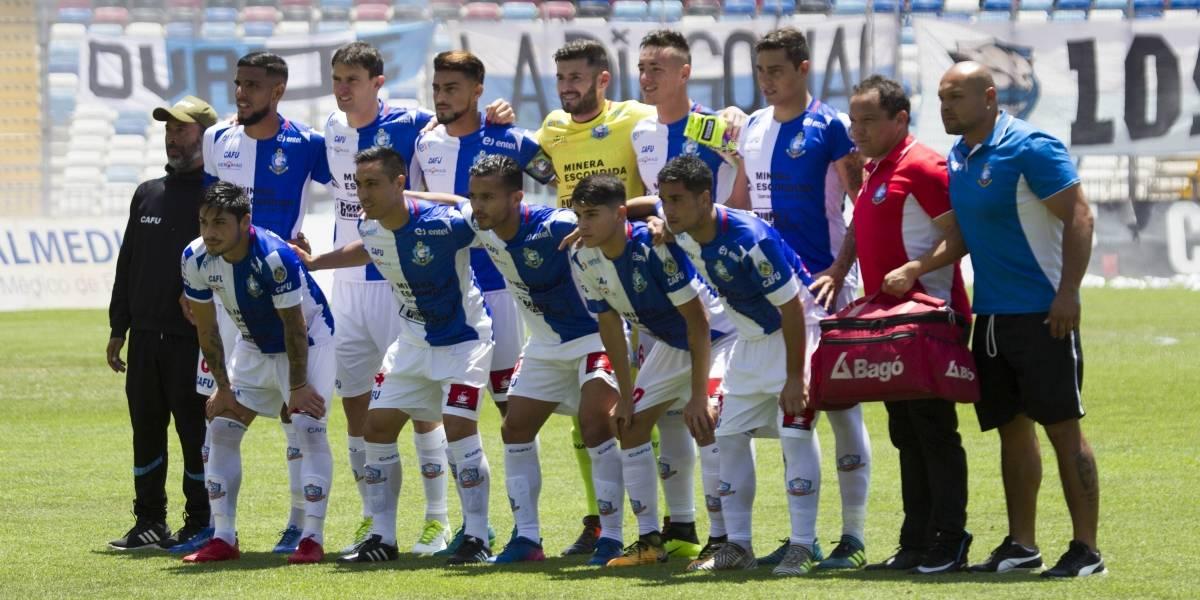 Deportes Antofagasta vuelve a manos de sus socios