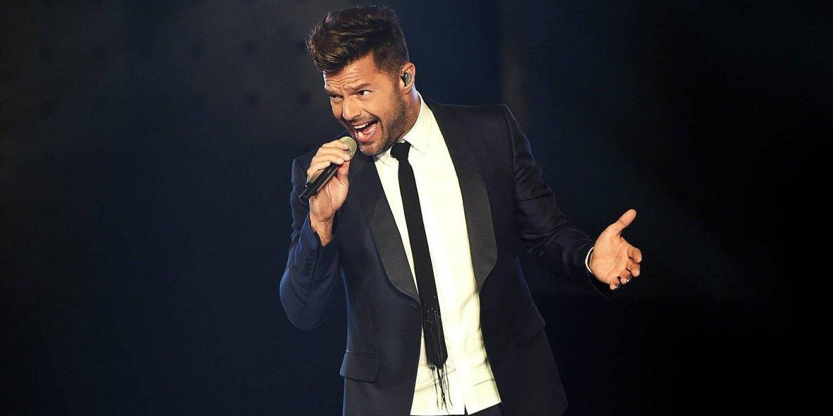 Ricky Martin compartió una foto desnudo y encendió las redes