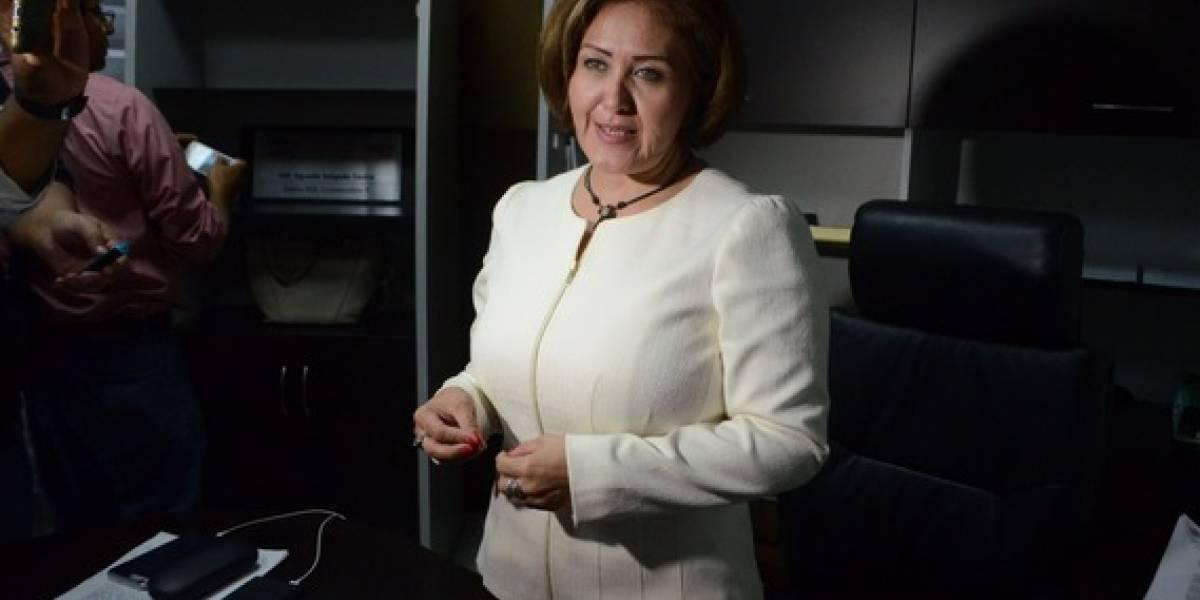 Eva Cadena regresa a su curul en Veracruz tras librar acusación