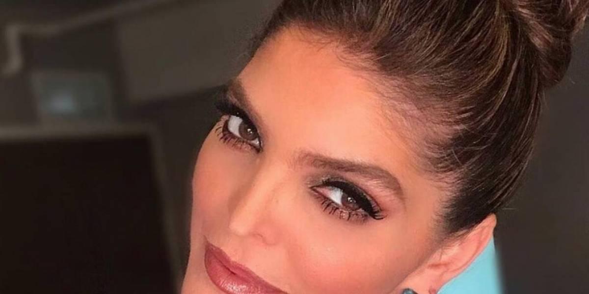 Ana Bárbara es víctima de críticas por presumir enorme trasero
