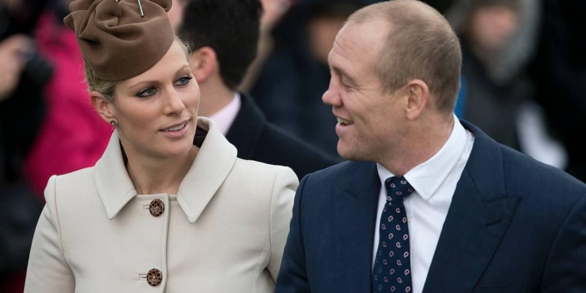 Nieta de la reina Isabel espera su segundo hijo