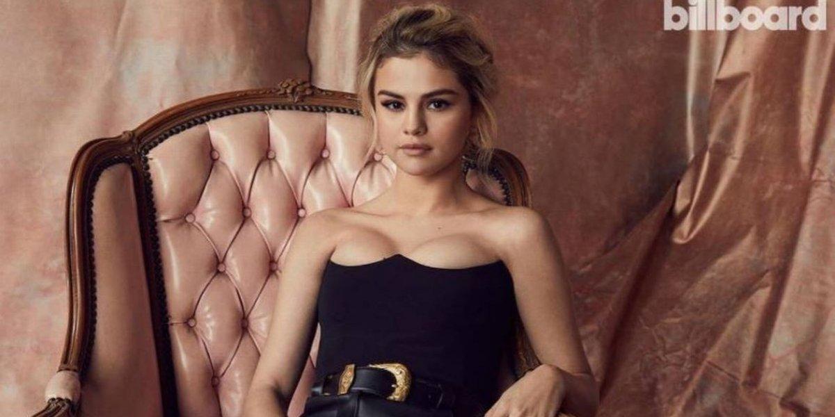 Cantante revela que tuvo romance con Selena Gomez