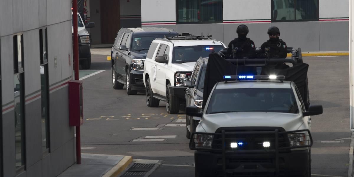 Ingresan a Roberto Borge al penal de Morelos