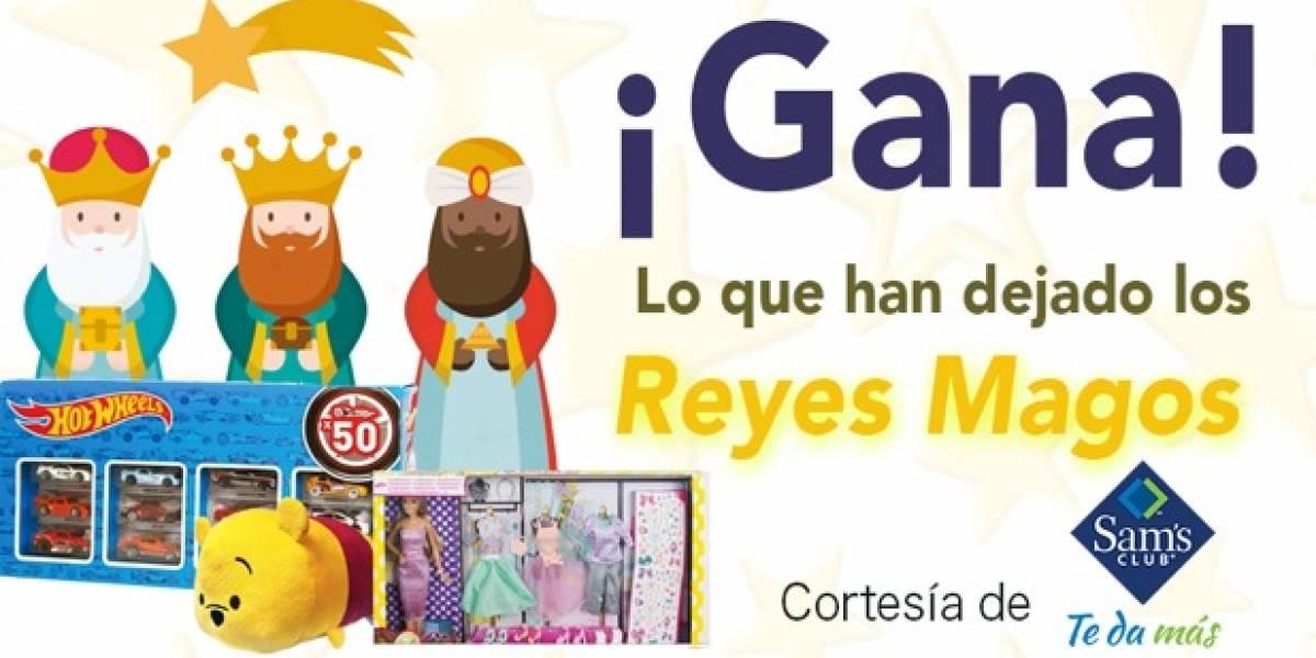 ¡Gana! regalo de Reyes