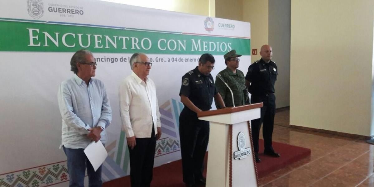 Toma la policía estatal y Ejército toman control de seguridad en Chilpancingo