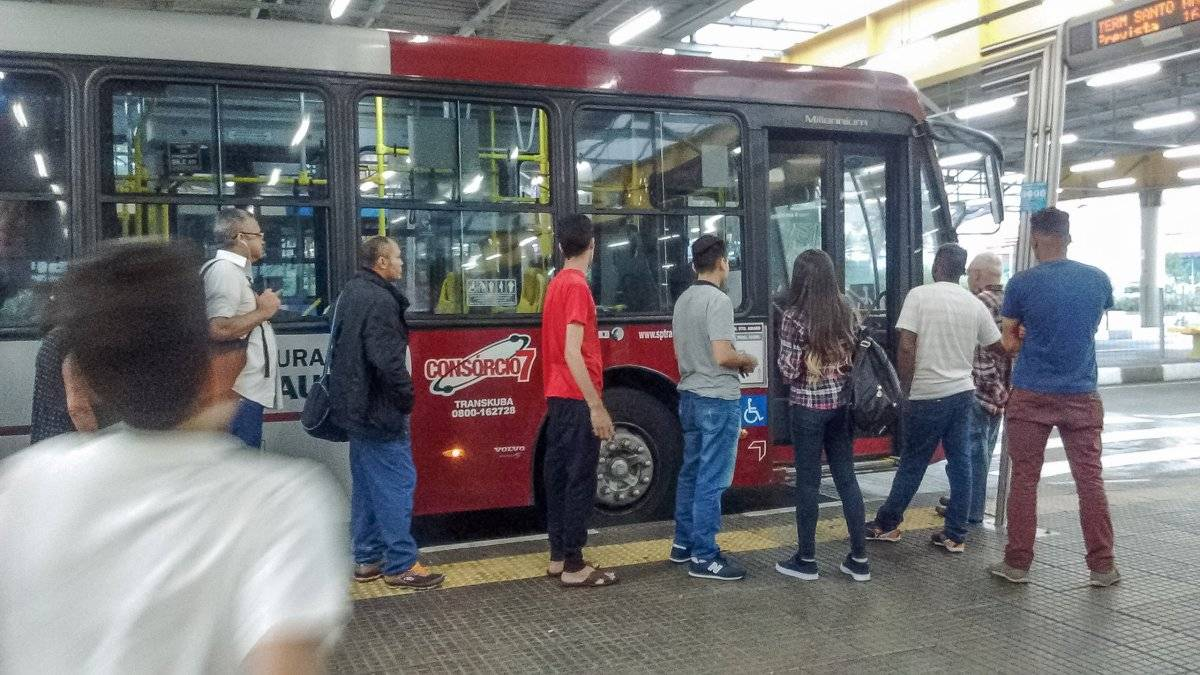 Ônibus - bilhete único - SP