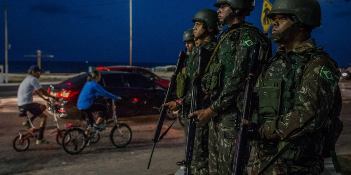Rio Grande do Norte decreta estado de calamidade na segurança pública