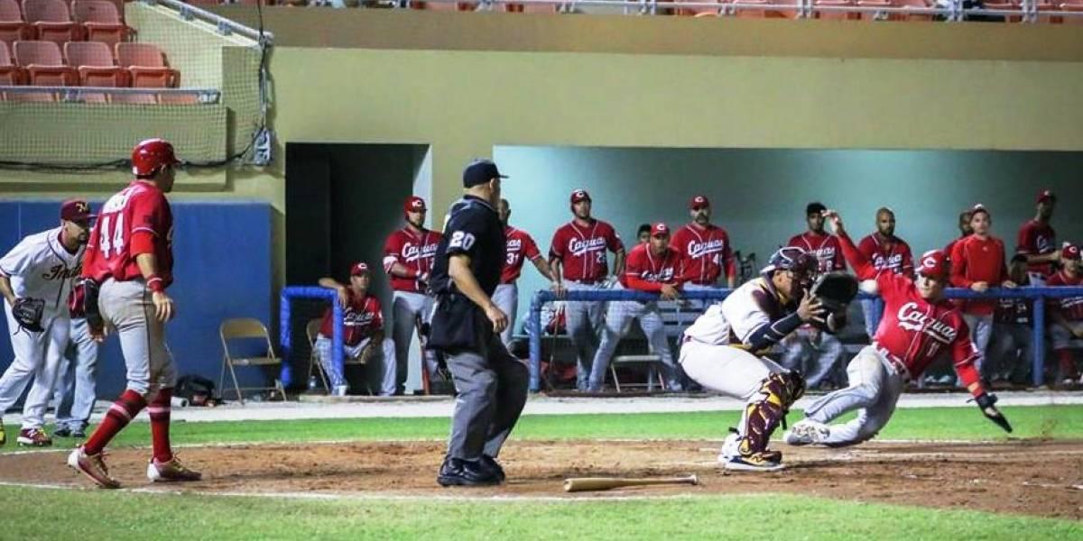 Criollos debutan en la LBPRC con derrota ante Mayagüez