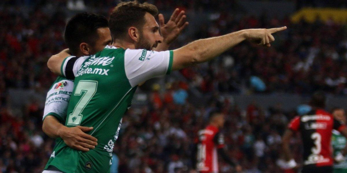 León sumó su primer triunfo del Clausura 2018 ante Atlas