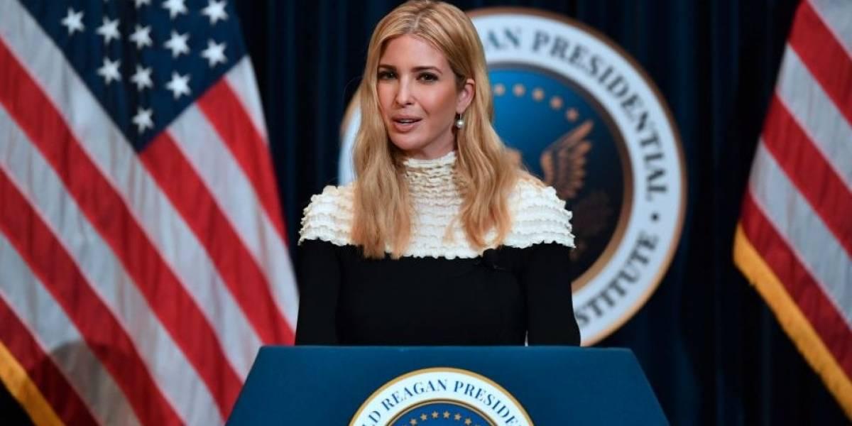 Presidente de Paraguay celebra visita de hija de Trump