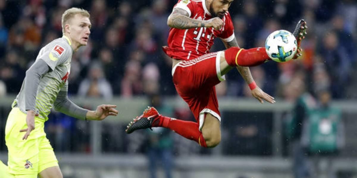 """Jupp Heynckes espanta el interés de Chelsea por Arturo Vidal: """"Es un jugador top y lo necesitamos"""""""