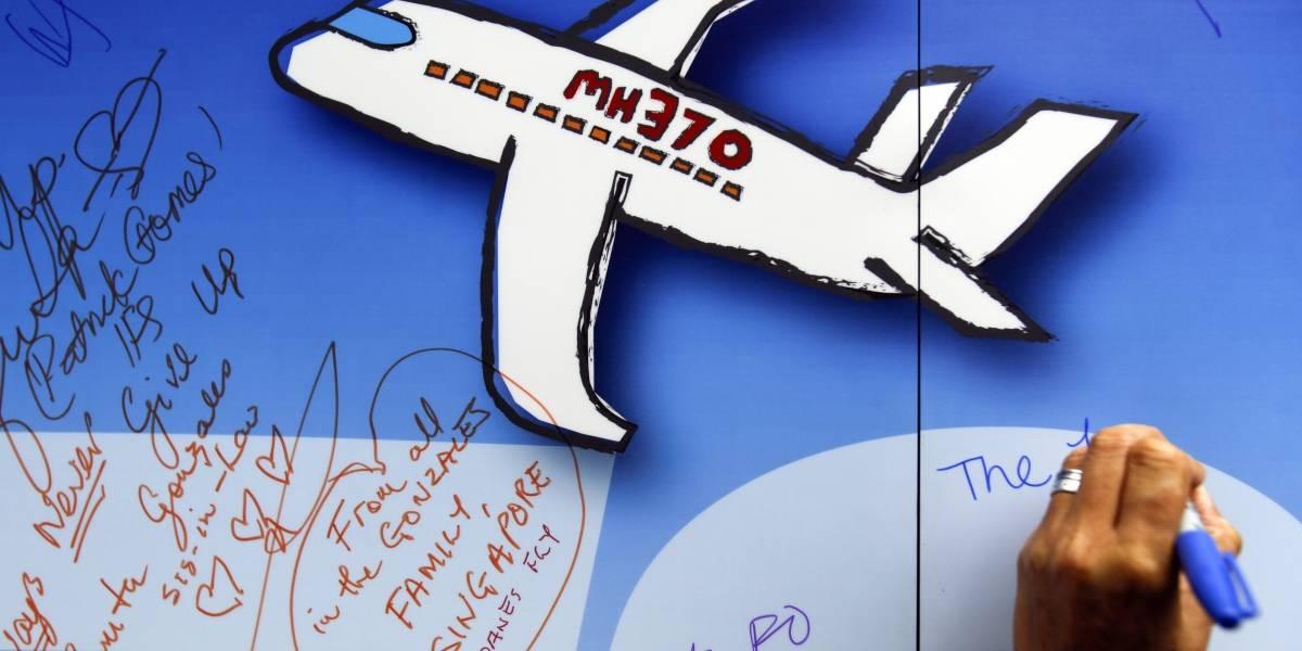 Malasia aprueba nueva búsqueda del desaparecido vuelo MH370