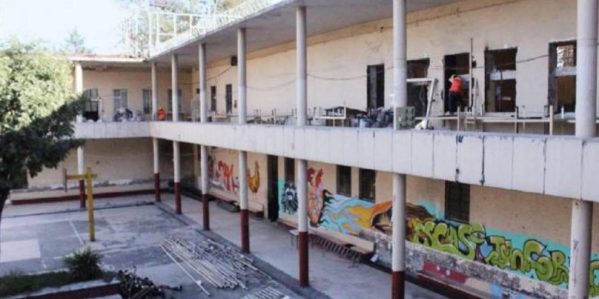 Hallan restos óseos en área deportiva de tutelar en la Ciudad de México