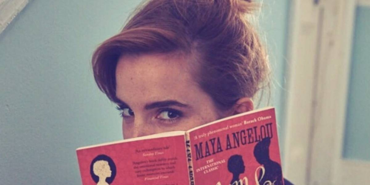 Emma Watson aparece renovada con flequillo ¡y se ve hermosa!