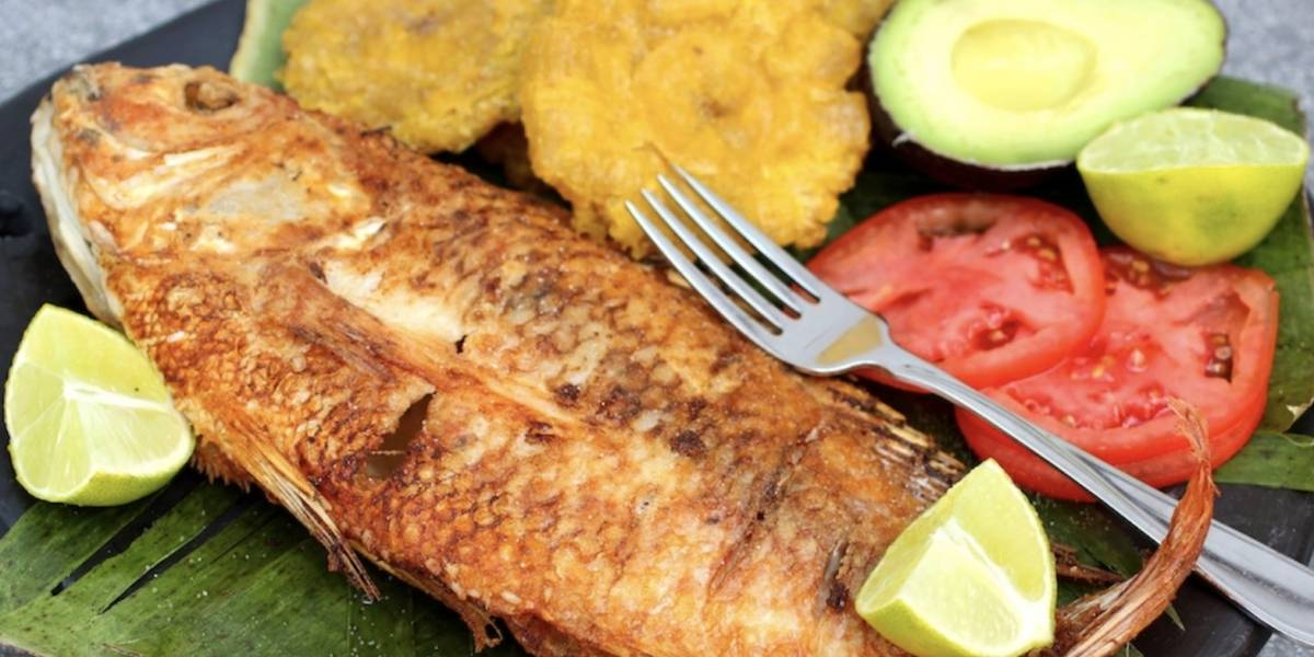 ¡Insólito! El video de un pescado frito que se mueve ha perturbado a internautas