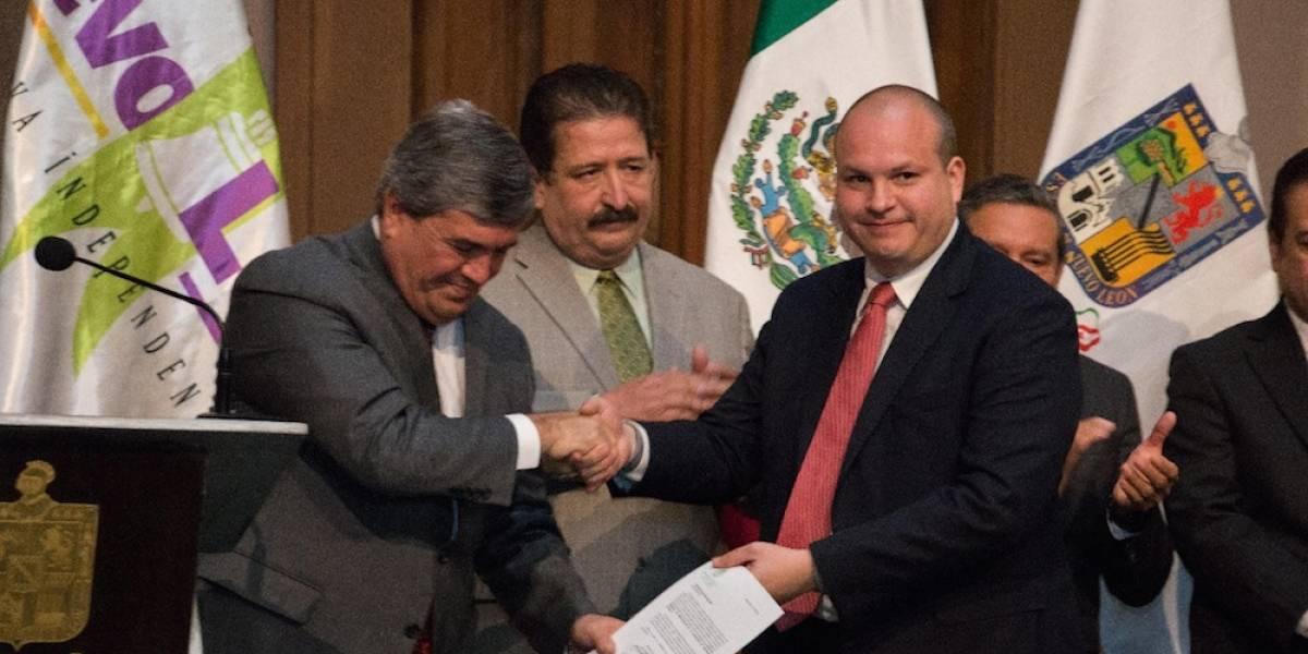 Destituyen a nuevo titular de Seguridad de Nuevo León